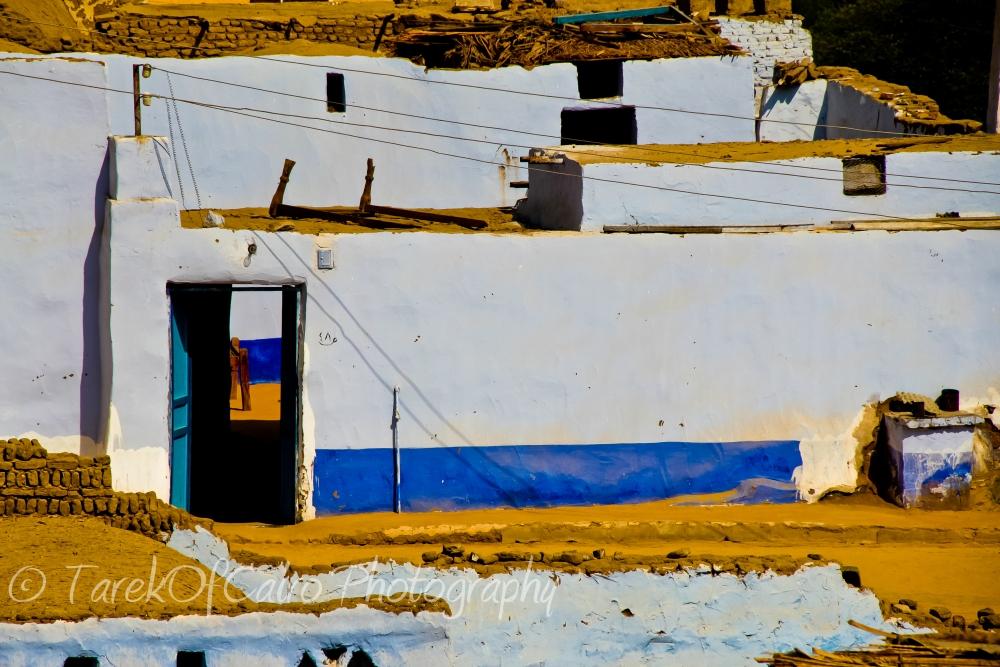 نوبة جمال علي الحيطان .. في النوبة.. ..............Beautiful Nubian outdoors.. (4/6)