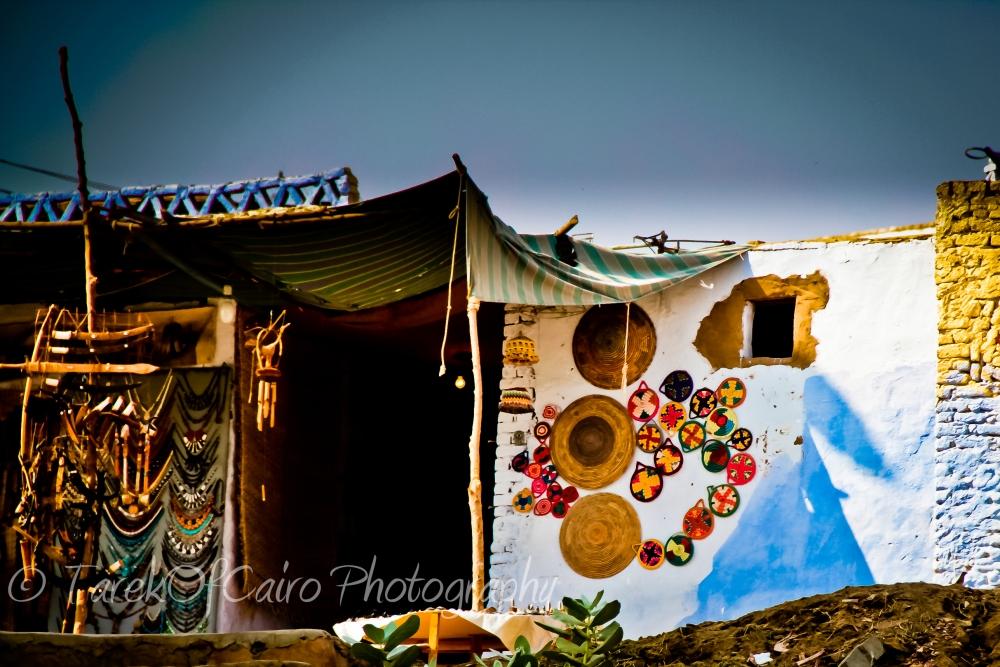 نوبة جمال علي الحيطان .. في النوبة.. ..............Beautiful Nubian outdoors.. (2/6)