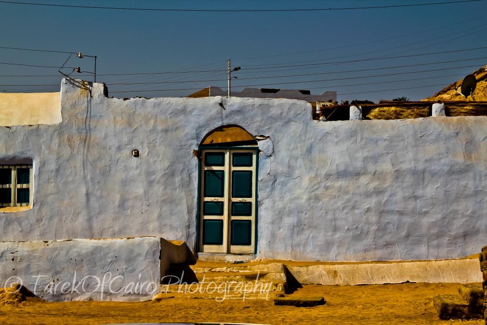 نوبة جمال علي الحيطان .. في النوبة.. ..............Beautiful Nubian outdoors.. (6/6)